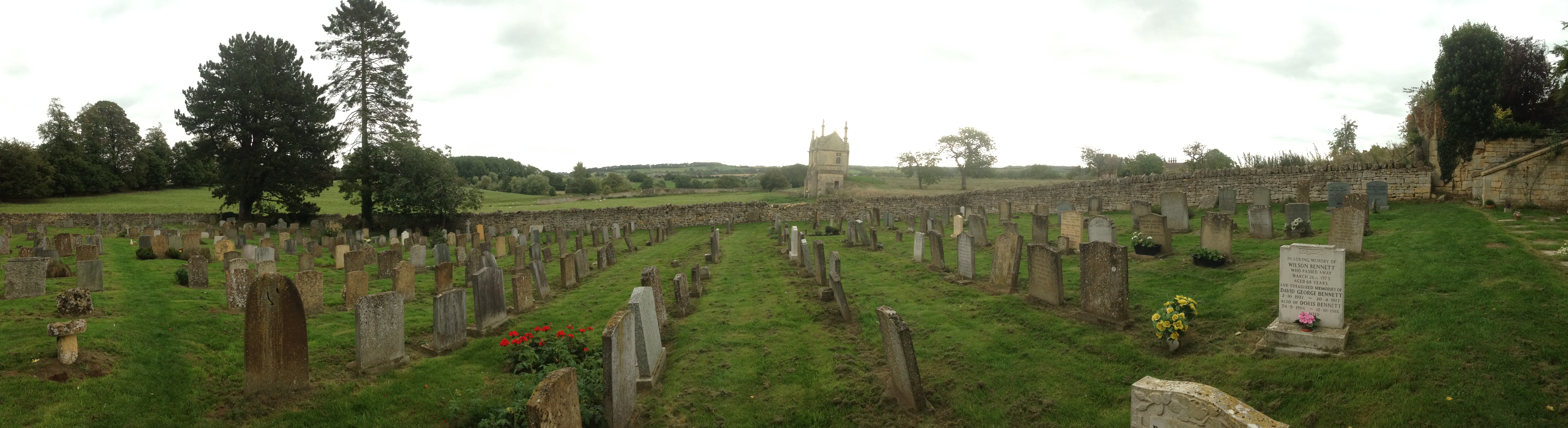 St James's Churchyard