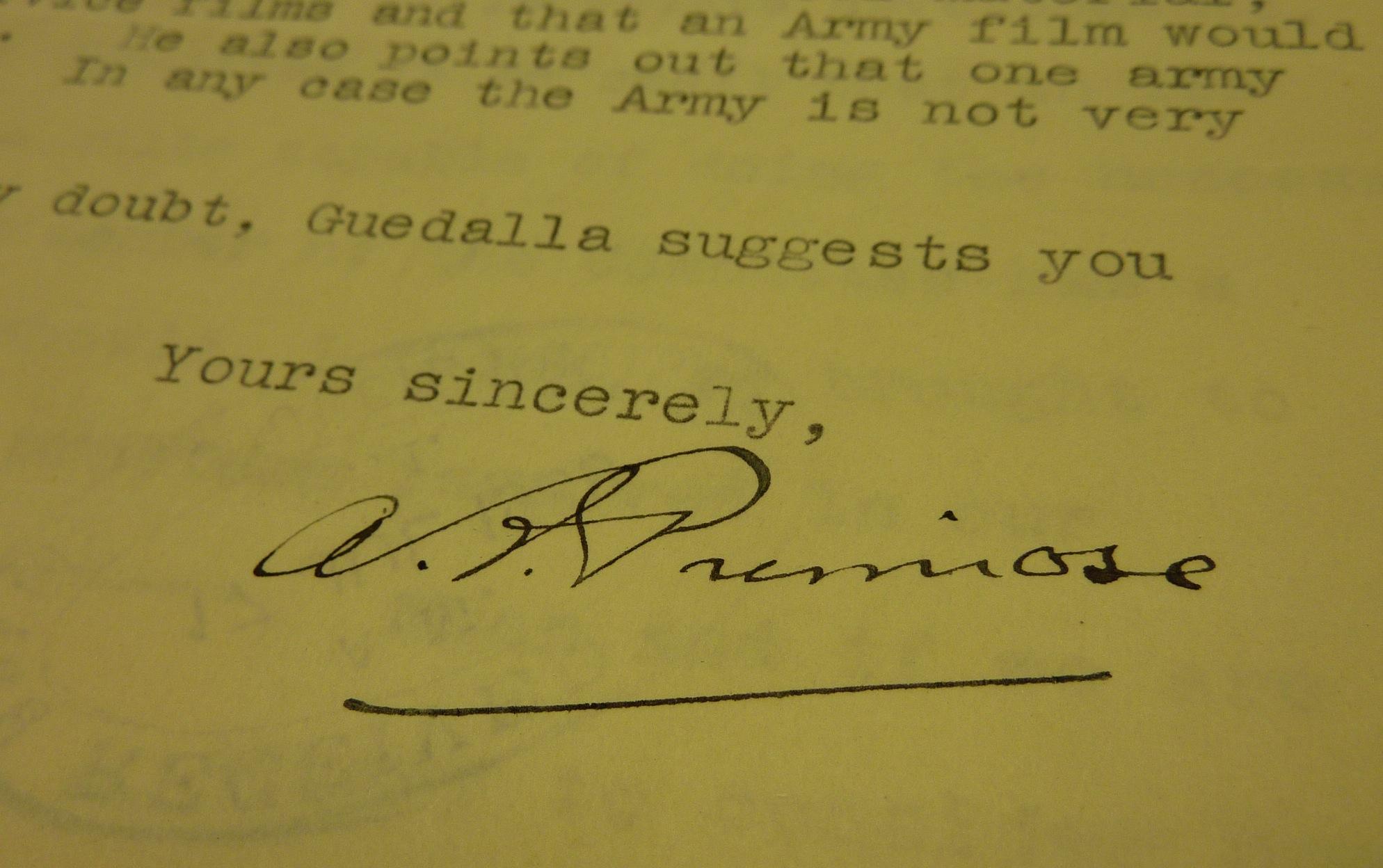 Primrose Signature